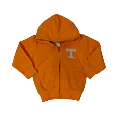 Tennessee Infant Full Zip Hooded Fleece Jacket
