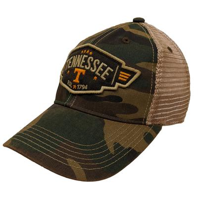 Tennessee Legacy Youth Trucker Wings Logo Hat