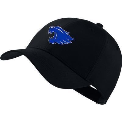 Kentucky Nike Golf L91 Adjustable Tech Cap BLACK