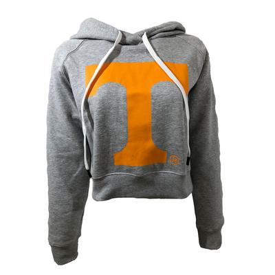 Tennessee Women's Cozy Fleece Crop Hoodie