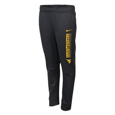 West Virginia Nike Boys Therma Tapered Pant