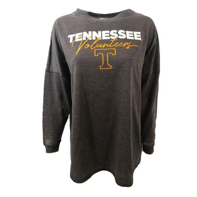 Tennessee Women's TN Vols Power T Oversized Crew