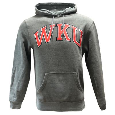 Western Kentucky Screen Fleece Hoody