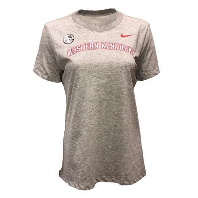 Western Kentucky Nike DriFit Women's Tee