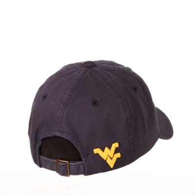West Virginia Chain Stitched Crew Cap