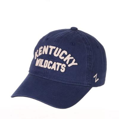 Kentucky Chain Stitched Crew Cap