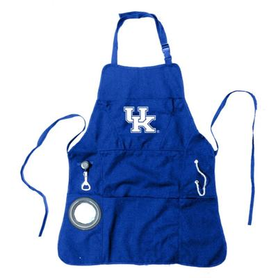 Kentucky Evergreen Grilling Apron
