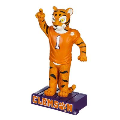 Clemson Evergreen Mascot Statue