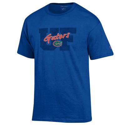 Florida UF Gators Script With Logo 2 for $28 Tee