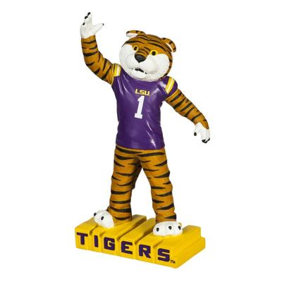 LSU Evergreen Mascot Statue
