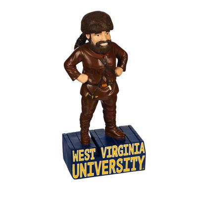 West Virginia Evergreen Mascot Statue