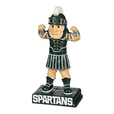 Michigan State Evergreen Mascot Statue
