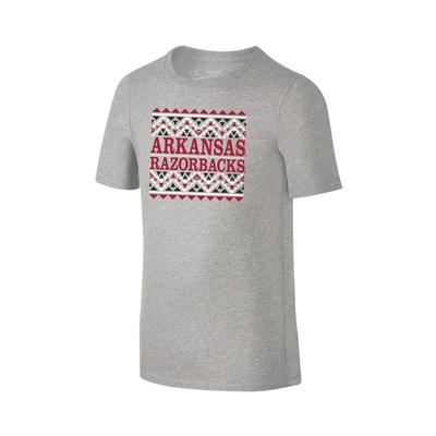 Arkansas Youth Aztec Tee Shirt
