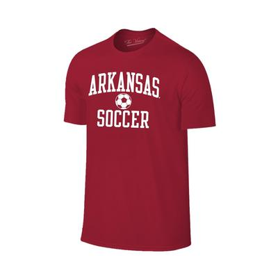 Arkansas Women's Soccer Tee Shirt