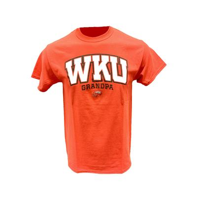 Western Kentucky Grandpa Tee Shirt