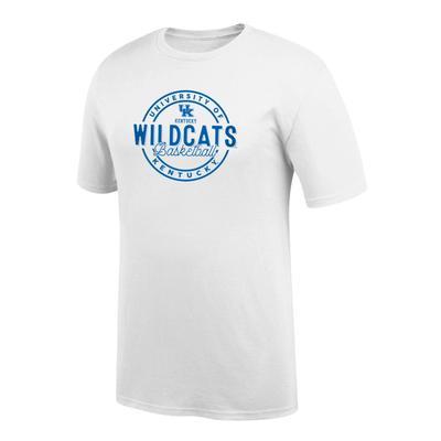 Kentucky Women's Circle Basketball Tee Shirt