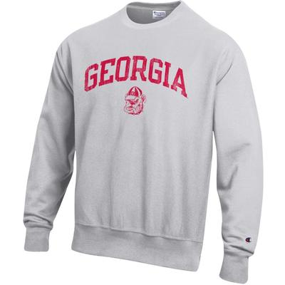 Georgia Champion Men's Reverse Weave Sweatshirt