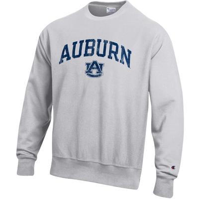 Auburn Champion Men's Reverse Weave Sweatshirt