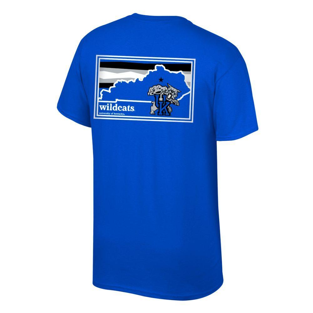 Kentucky Local Mountains T- Shirt