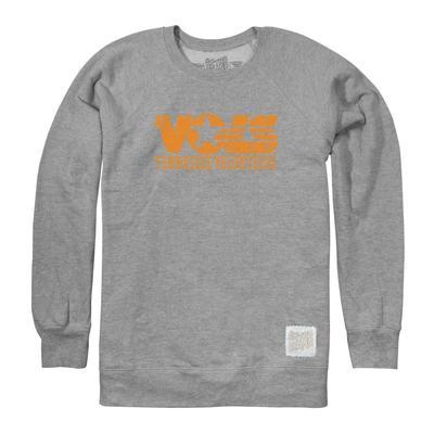 Tennessee Retro Brand Vault Logo Crew Sweatshirt