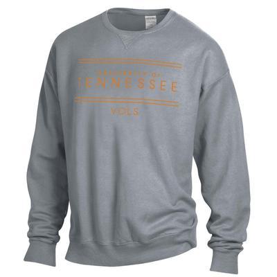 Tennessee ComfortWash Double Bar Sweatshirt