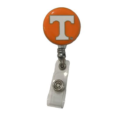Tennessee White Power T Badge Reel