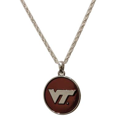 Virginia Tech Campus Chic Necklace