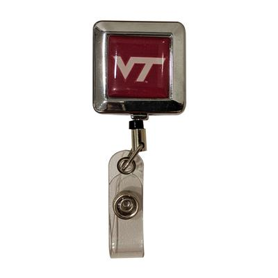 Virginia Tech Square Badge Reel