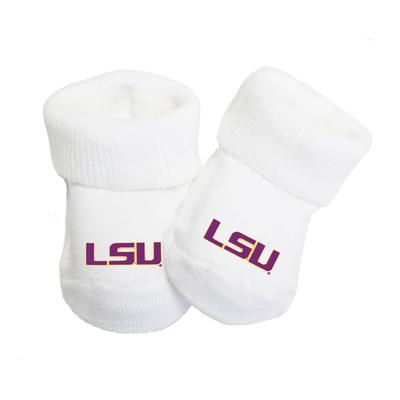 LSU Future Tailgaters Boxed Booties