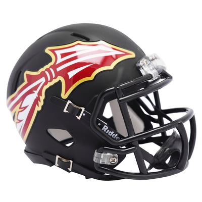 Florida State Riddell Mini Alternate Helmet