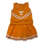 Tennessee Toddler Cheerleader Set