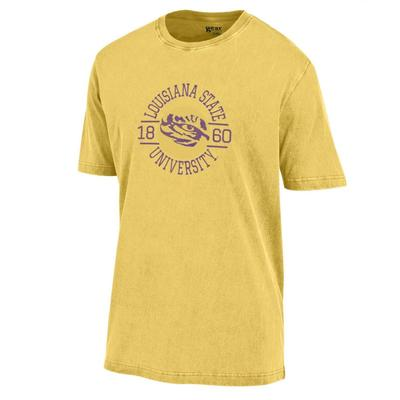 LSU Women's Outta Town Circle Logo Tee