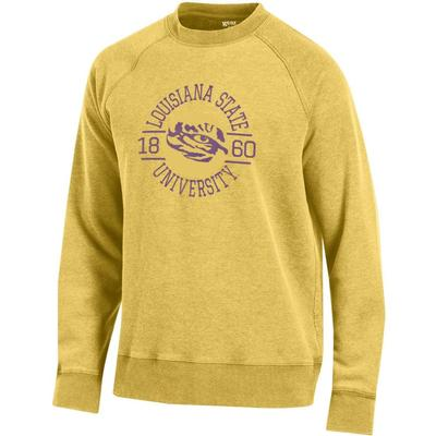 LSU Women's Outta Town Circle Logo Sweater