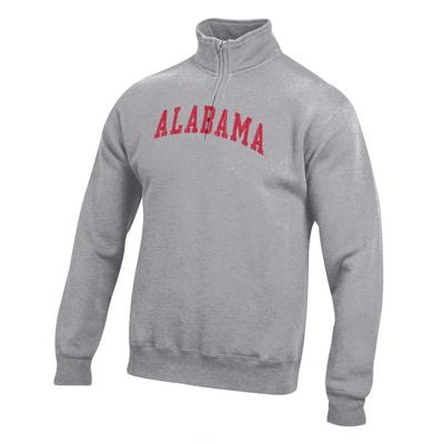 Alabama Women's Big Cotton 1/4 Zip Pullover