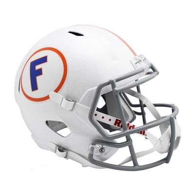Florida Riddell Mini Throwback Helmet