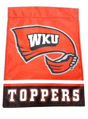 WKU Toppers Garden Flag