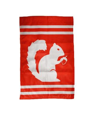 WKU White Squirrel Garden Flag