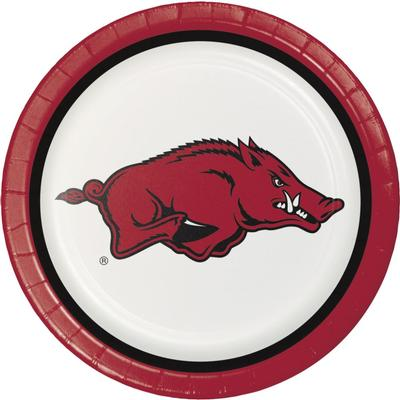 Arkansas Hoffman Dinner Plates