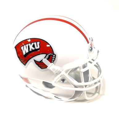 Western Kentucky Schutt Mini Helmet