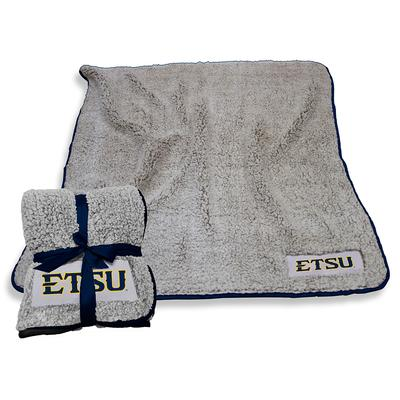 ETSU Logo Chair Frosty Fleece Blanket