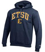 Etsu Champion Arch Logo Hooded Sweatshirt