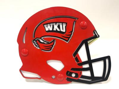 Western Kentucky Helmet Hitch