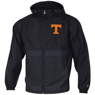 Tennessee Full Zip Lightweight Rain Jacket