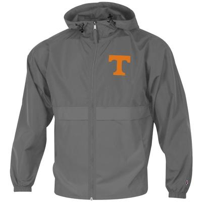 Tennessee Full Zip Lightweight Rain Jacket
