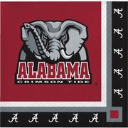 Alabama Hoffman Beverage Napkins