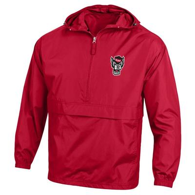 NC State Champion Pack And Go Jacket
