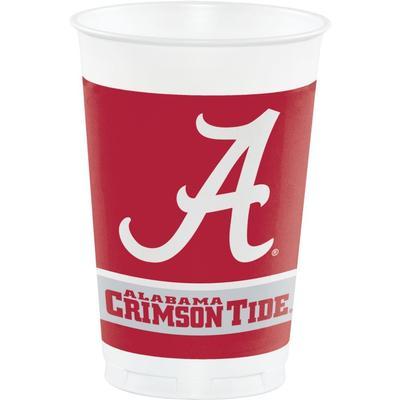 Alabama Hoffman 20 oz Plastic Cups