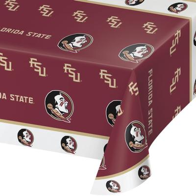 Florida State Hoffman Table Cloth