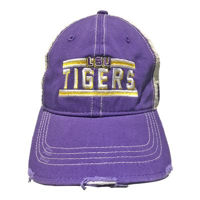 LSU Smokey Vault Circle Cap