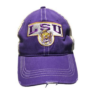 LSU Smokey Vault Arch Stack Tiger Hat